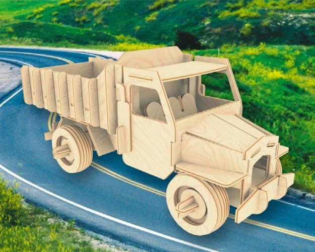 Модели грузовиков из своими руками