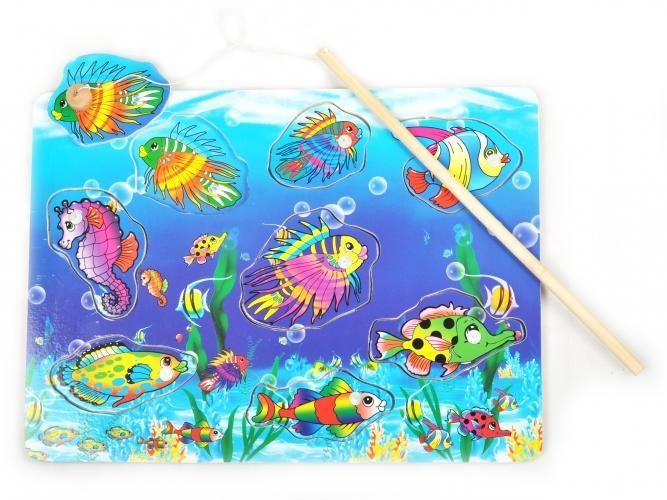 мой мир для детей рыбалка