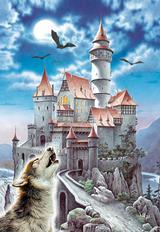 Пазлы Castle in the Moonlight (Замок в лунном свете) (1000 эл.) CP46028