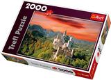 Trefl The Neuschwanstein Castle, Bavaria 2000 Piece Jigsaw Puzzle AT18017