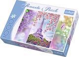 Wiosna w Paryżu - Puzzle Romantic LW39289