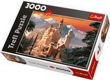 Trefl Winter Neuschwanstein Castle, Germany 3000 Piece Jigsaw Puzzle OD50816