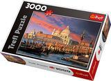 Trefl Santa Maria della Salute, Venice 3000 Piece Jigsaw Puzzle PZ77638