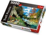 2000 Piece Puzzle Bavarian Alps Germany LX36671