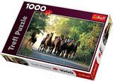 Trefl English Stallions 1000-Piece Puzzle DK07899