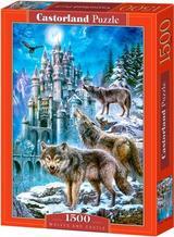 Пазлы Волки и замок (1500 эл.) VW99687