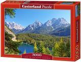 Пазлы Österreich: Bergsee (Горы, Австрия) (3000 эл.) KN61398